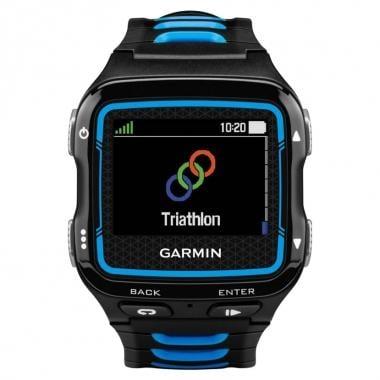 Montre GPS GARMIN FORERUNNER 920XT HRM Noir/Bleu