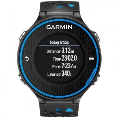 Montre GPS GARMIN FORERUNNER 620 HRM Noir/Bleu