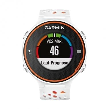 Montre GPS GARMIN FORERUNNER 620 HRM Blanc/Orange