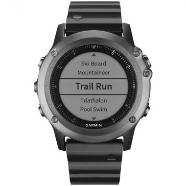 Montre GPS GARMIN FENIX 3 SAPPHIRE PERFORMER