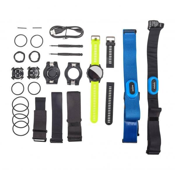GARMIN FORERUNNER 935 HR GPS Watch Triathlon Pack ...