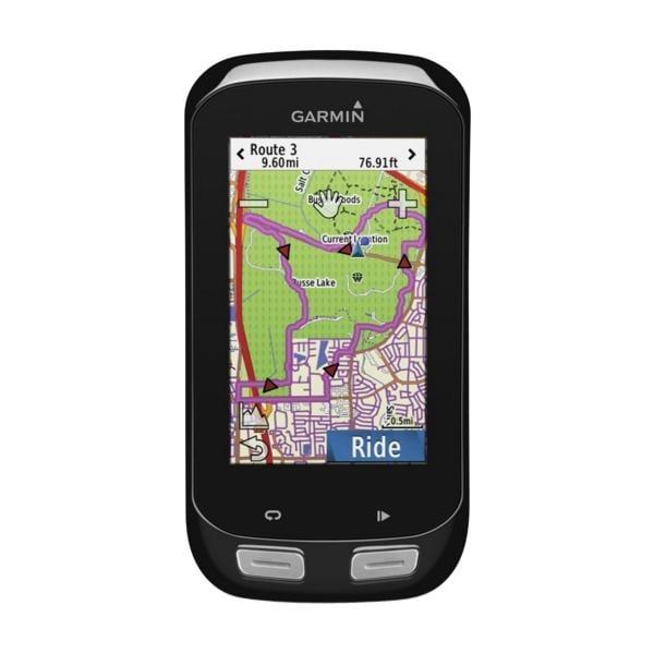 GPS GARMIN EDGE 1000 HRM + Cadência